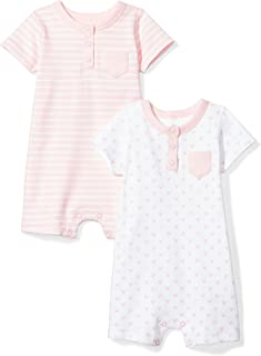 Baby Set of 2 Organic Rompers