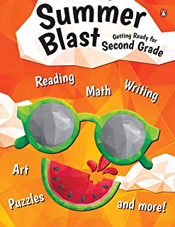 Summer Blast: Getting Ready For Grade 2