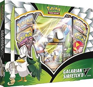 Pokemon TCG: Galarian Sirfetch'd V Box, Multicolor