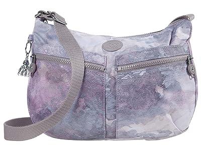 Kipling Izellah Crossbody Bag (Canyon Mist) Handbags