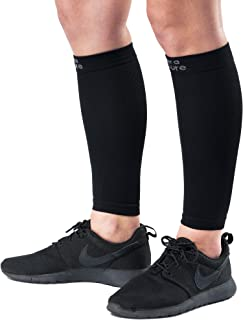 NatraCure Compression Calf Sleeves - 10120-03 CAT - (Size: S, M, L, XL) - (One Pair)