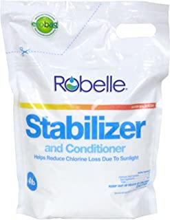 Robelle 2604B Stabilizer for Swimming Pools, 4 lb