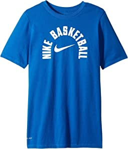 Nike Kids - Dry Basketball Practice Tee (Little Kids/Big Kids)
