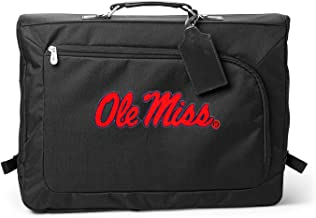 Denco NCAA Mississippi Ole Miss Rebels Carry-On Garment Bag, 18-inches