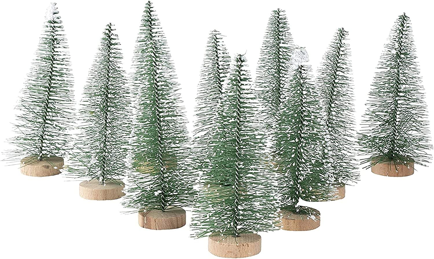Mini Christmas Tree Table Top Ranking TOP3 Max 42% OFF Decorations Decor Holiday x 4.25
