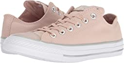 Converse - Chuck Taylor® All Star Tipped Metallic Toecap Ox