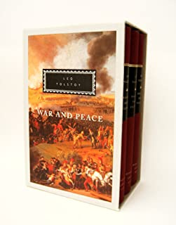 War and Peace: 3-Volume Boxed Set