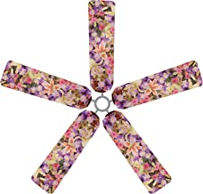 Fan Blade Designs Bouquet Ceiling Fan Blade Covers