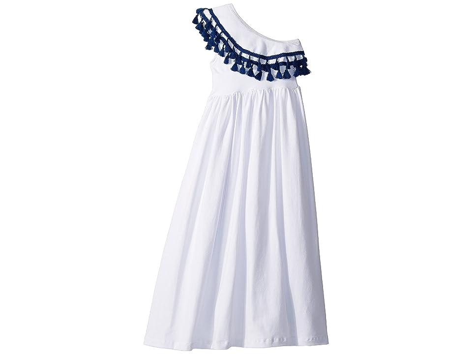 fiveloaves twofish Gypsy Maxi Dress (Little Kids/Big Kids) (White) Girl
