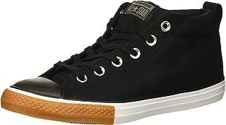 Converse Kids' Chuck Taylor All Star Street Cozy Mid Sneaker