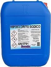 Fuensantica Hipoclorito Sódico/Cloro Liquido 14% 25 Kg.