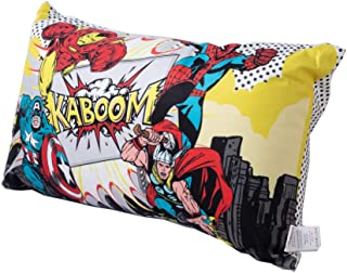 Marvel Kaboom Typographic Sublimated Cushion - 50x30 cms