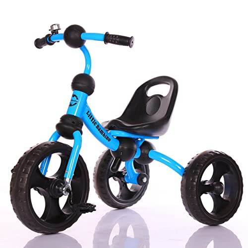 932726be087 Little Bambino Childrens Tricycle for Summer 2018 - BW133 (Blue)