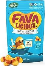 fava beans salt and vinegar