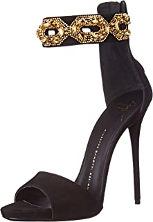 Best giuseppe zanotti black gold heels Reviews