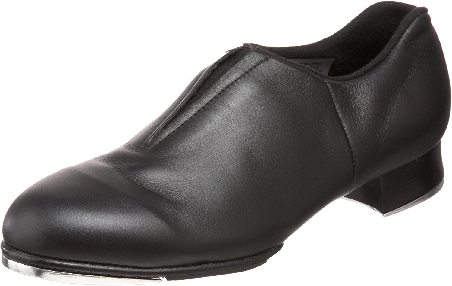 Bloch Dance Women's Tap-Flex Leather Slip On Tap shoes