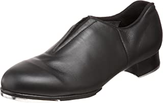 Women's Tap-Flex Leather Slip On Tap Shoe