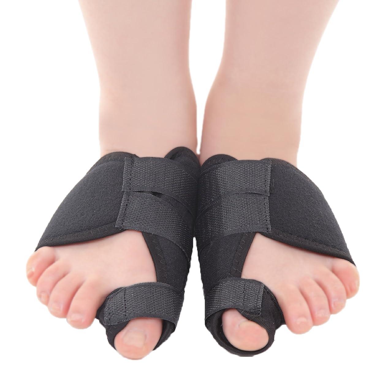 干ばつ意気込み永遠にPYKES PEAK 母趾サポーター がっちり固定で親指をサポート 親指 フットケア 男女兼用 衝撃吸収 足指 Lサイズ