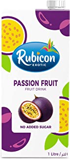 Rubicon Passion Juice Drink No Added Sugar 1L (Pack of 1)