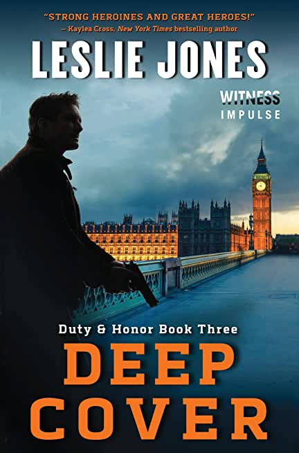 Deep Cover: Duty & Honor Book Three (English Edition)