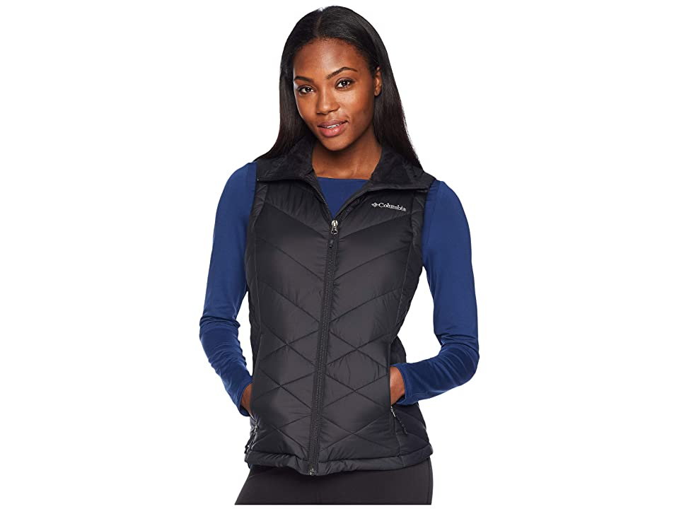 Columbia Heavenly Vest (Black) Women