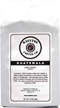 Guatemala Dark Roast Ground Coffee Specialty Grade | Single Origin Portable Pour over Drip Tea | Dark roast Coffees | For build stronger, more sustainable | 12 oz.