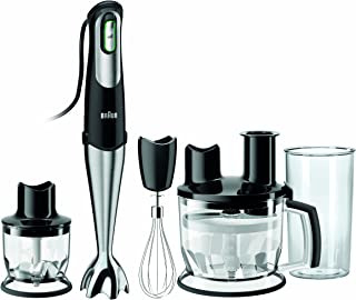 Braun MQ 785 Patisserie Plus Multiquick 7 El Blender Seti
