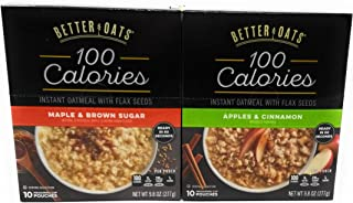 Best better oats oatmeal with flaxseed Reviews