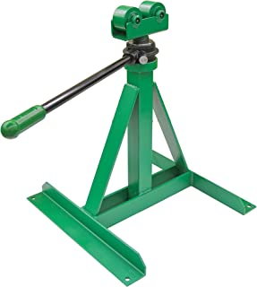 Greenlee 656 Ratchet Reel Stand 28-Inch to 46-5/8-Inch