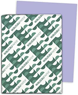 Wausau Exact Multipurpose Paper, 8.5 X 11 Inches, Orchid, 500 Count (32661)