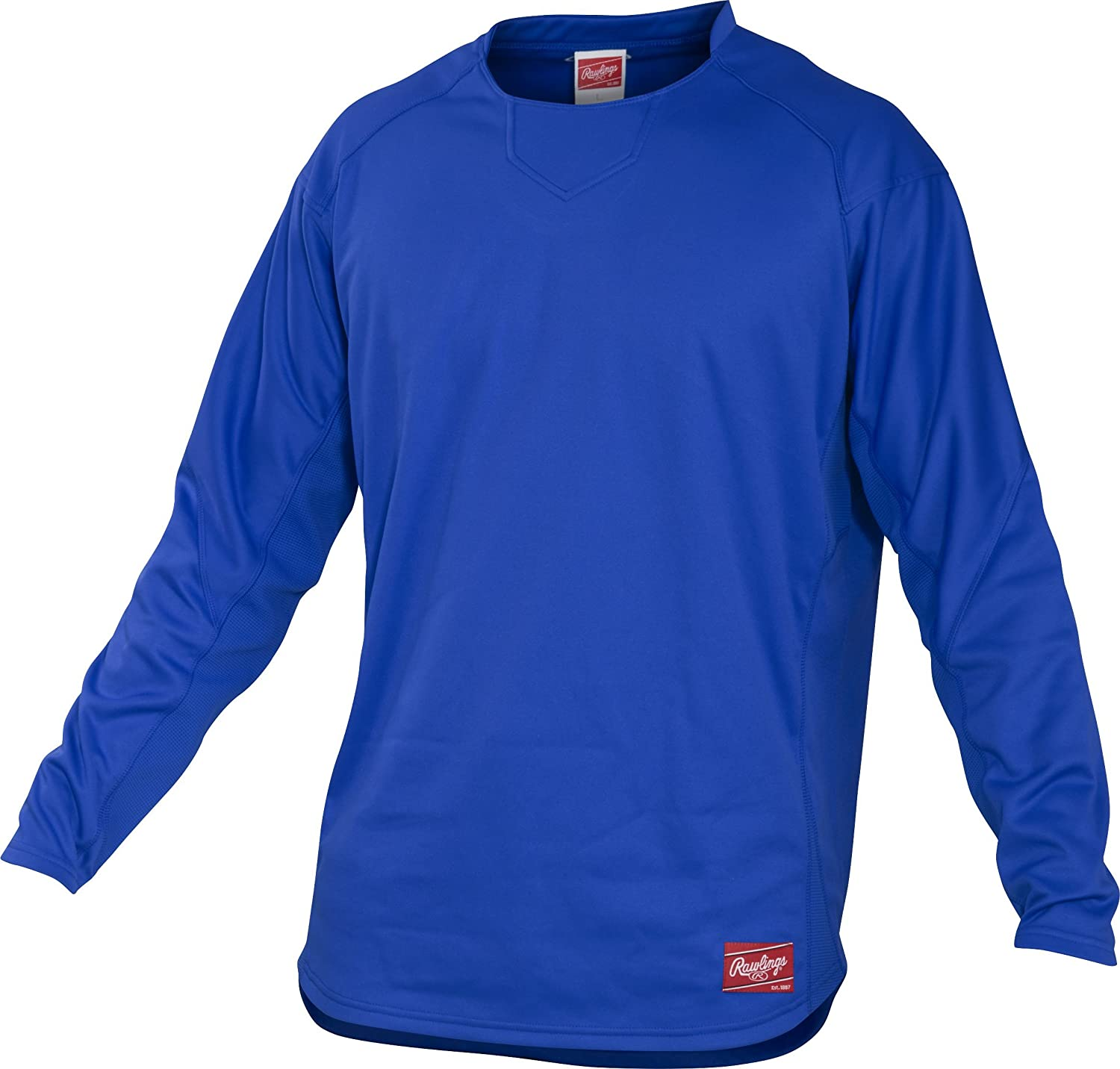 Rawlings Adult Super popular specialty store Excellent Dugout Pullover Fleece