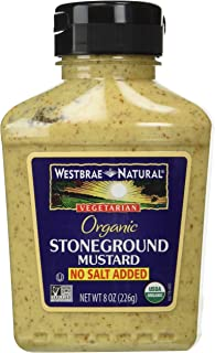 Best westbrae natural stoneground mustard Reviews