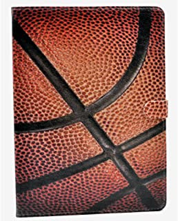 iPad 9.7 2018/2017 Case, Basketball Sports Pattern Leather Flip Case Stand Cover for Apple iPad 9.7 2017,iPad 9.7 2018