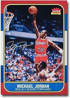 843ccda56d6 Michael Jordan Autographed