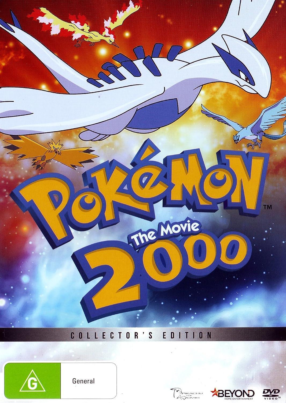 Amazon.com: Pokemon Movie 2 The Power Of One   Limited Edition   NON-USA  Format   PAL Region 4 Import - Australia: Movies & TV