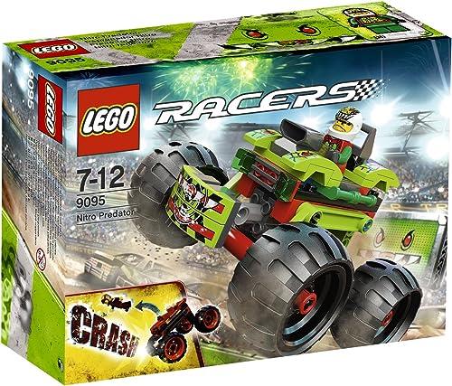 la calidad primero los consumidores primero LEGO Racers 9095 - Deprojoador Nitro Nitro Nitro  sin mínimo