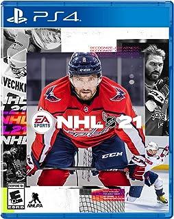 EA Sports Nhl 21 - Playstation 4
