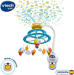 VTech Baby- Mobile Star Projector Spanish Version Multicoloured