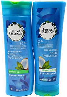 Herbal Essences Hello Hydration Shampoo & Conditioner (10.1 Fl Oz Ea) Set of