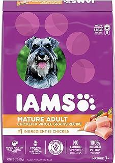 IAMS PROACTIVE HEALTH Dry Dog Food - Mature (7+) - Original, 6.8kg Bag