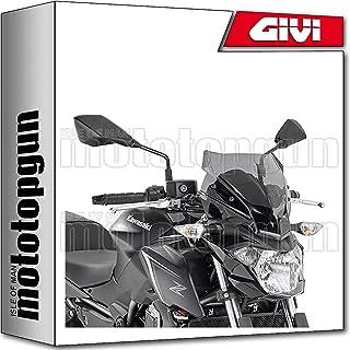 RONSHIN Moto CNC en Aluminium Arri/ère Barres Dassise Si/ège Pillion Rail De Passager Poign/ée Accoudoir Accoudoirs pour Kawasaki Z650 2017 2018 Black