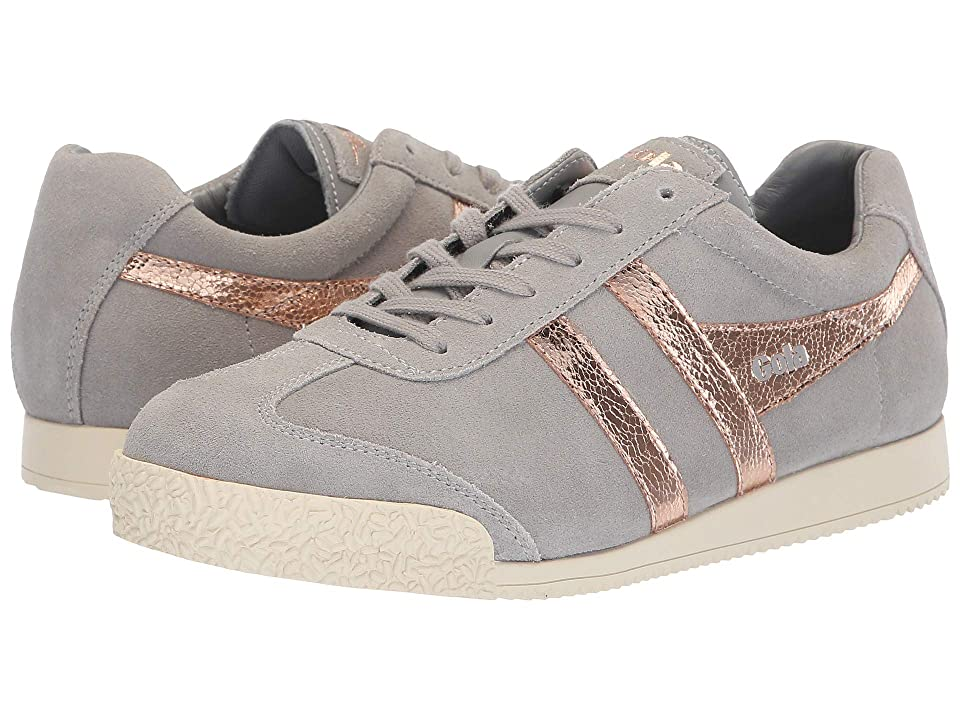 Gola Harrier Mirror (Pale Grey/Rose Gold) Women