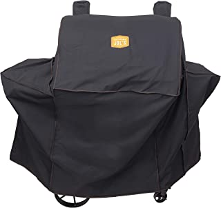 Oklahoma Joe's 6837565P04 900 & Rider DLX Pellet Grill Cover, Black