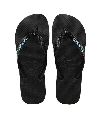 Havaianas Logo Filete Flip-Flops