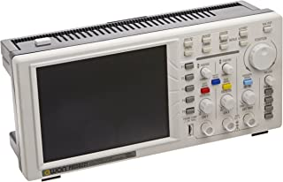 Owon PDS5022T Portable Digital Storage Oscilloscope and Digital Multimeter, 2 Channels, 25MHz, 100MS/s Sample Rate