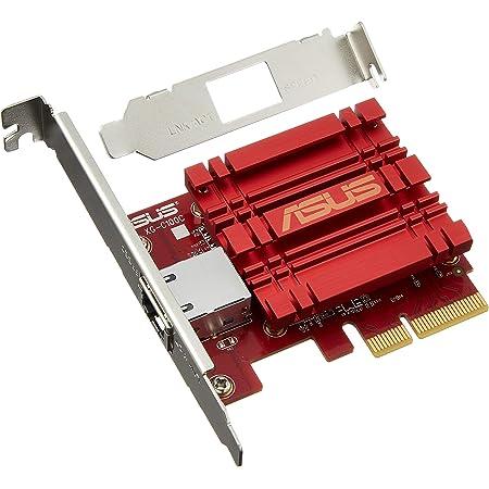 ASUS 10Gネットワークアダプタ PCI-Ex4カード XG-C100C