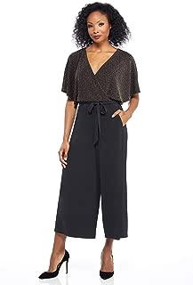 womens black jumpsuit size 14