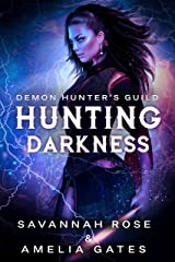 Hunting Darkness: Romance paranormale (Amoureux du diable t. 1) Format Kindle