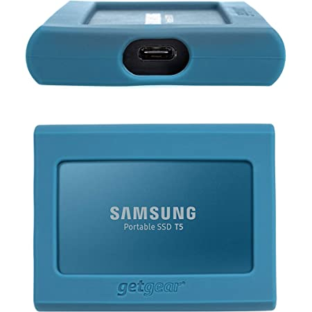 Getgear External Ssd Case For Samsung T5 Portable Ssd Computers Accessories