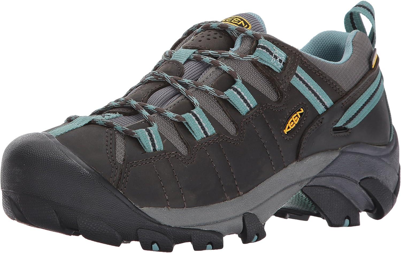 KEEN Women's Targhee 2 Low Height Waterproof Hiking Shoe